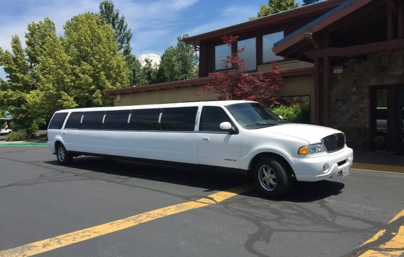 A Trip in a Luxurious Limousine