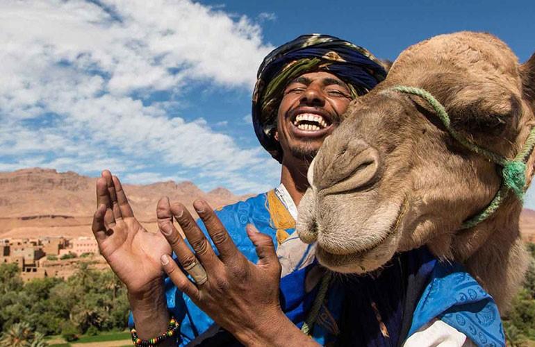 Marrakech desert tours 3 days.