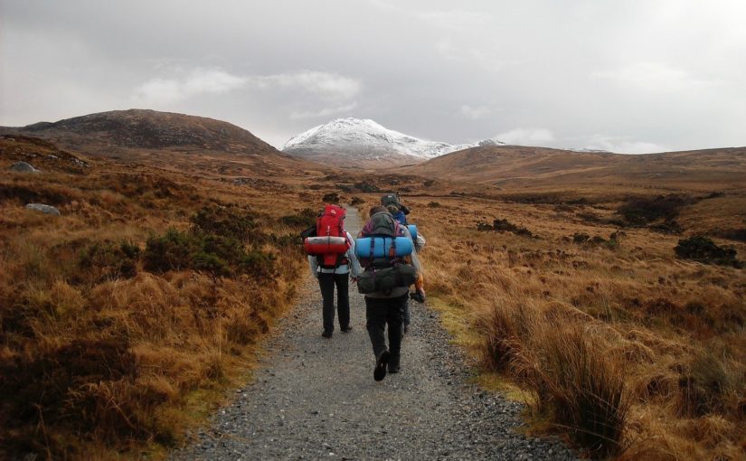 What to pack for your walking holiday in Ireland