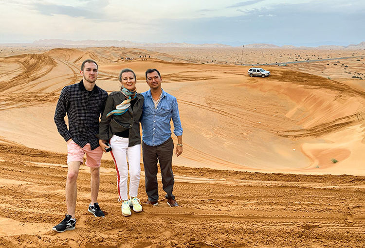 Get best Dubai safari tours once in your life!