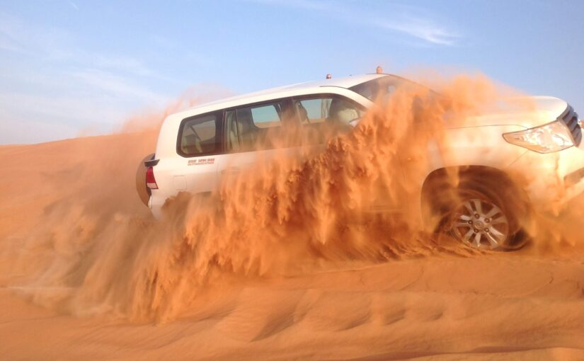 Desert Safari: An Unparalleled Indulgent Enjoyment